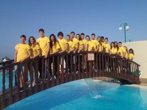 Sport students headed to La Santa