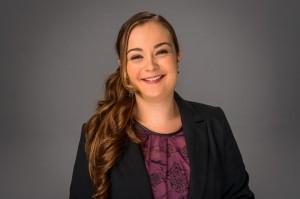 Rachel Hodgson who is now an apprentice at Fujitsu