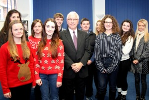 LORD SHARKEY with STUDENTS web