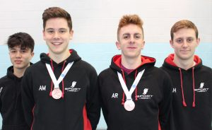 swimmers bronze