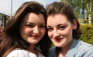 Megan and Rebecca Sutch