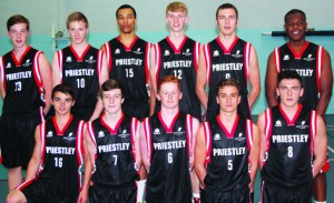 Basketball teamweb
