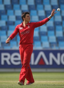 ICC Under 19 World Cup - New Zealand v England