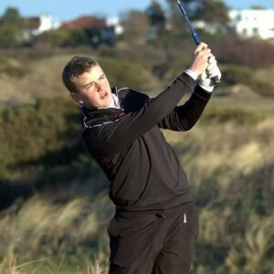 On course for golf success - Priestley College Warrington - Your