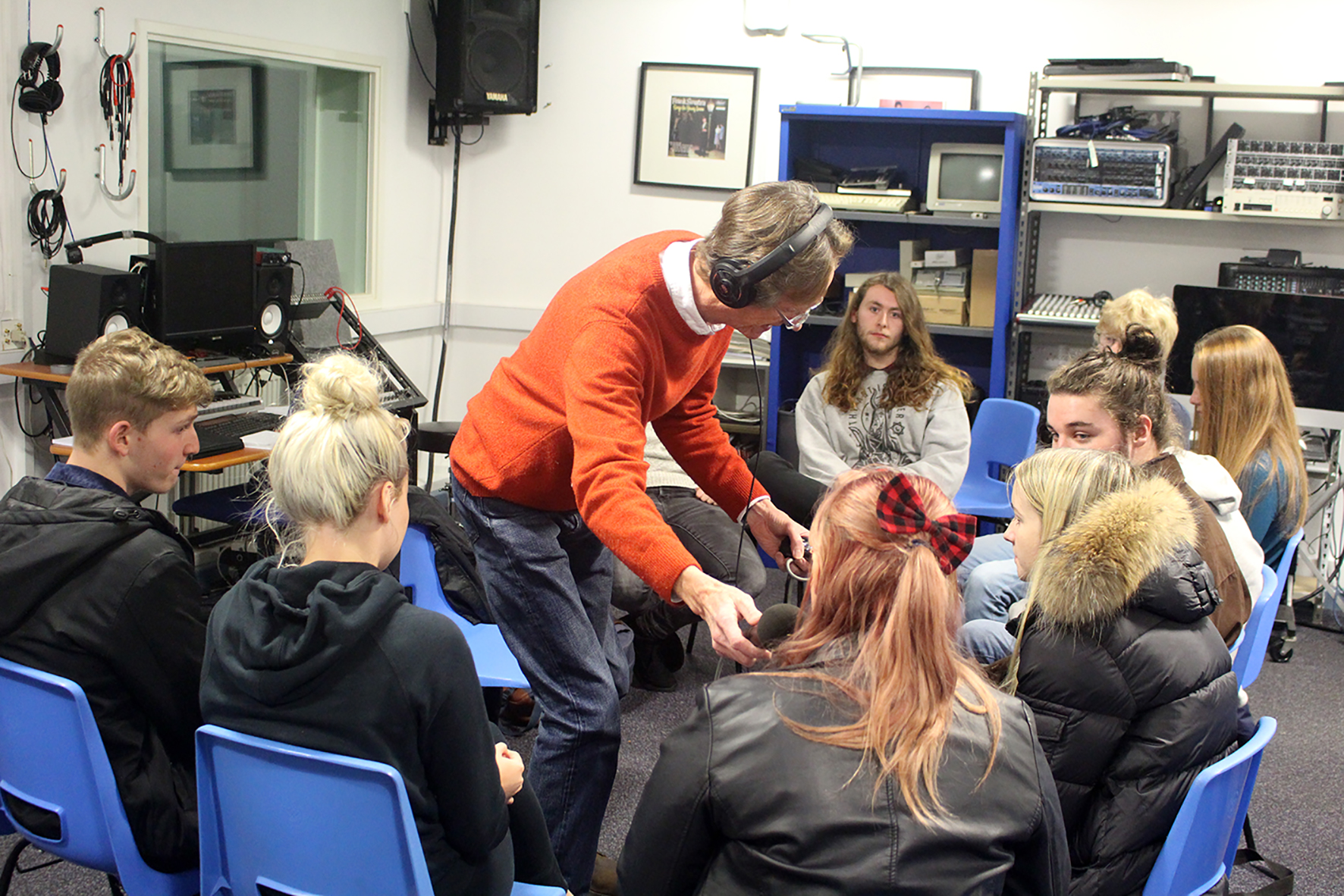 Radio 1 is not in tune with us' - Priestley College