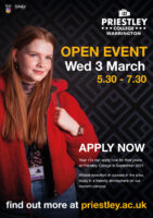 Poster – Open Event