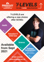 Poster – T-Levels