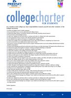 College Charter