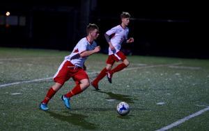 Priestley footballers take on America