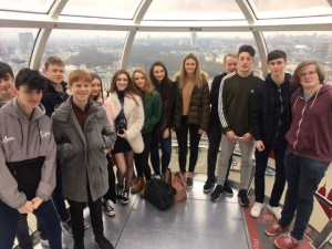 Media and Film London trip