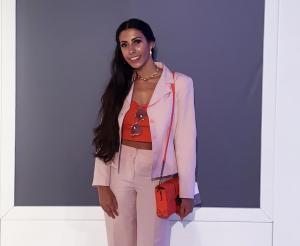Isabelle Pennington-Edmead fashion show